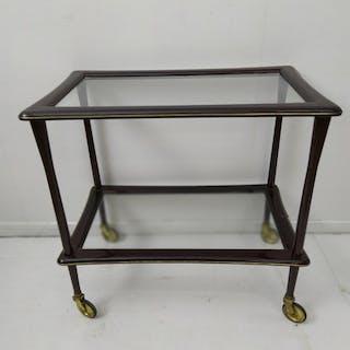 Brevetti - mid-century modern trolley bar (1)