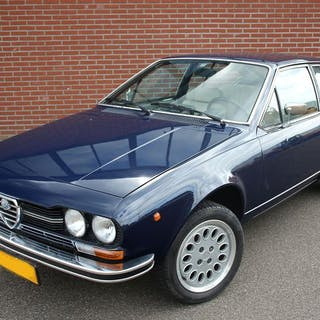 Alfa Romeo - Alfetta 2.0 GT-V Veloce - 1978