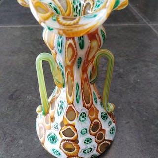 Murano Fratelli Toso - Vase - Glas