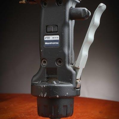 Manfrotto 222 - Rotule Joystick + Plateau rapide RC2