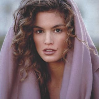 Patrick Demarchelier (1943-) - Cindy Crawford, 1996