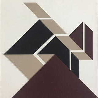 Rinaldo Paluzzi (Pennsylvania, 1927 – Madrid, 2013) - sin titulo