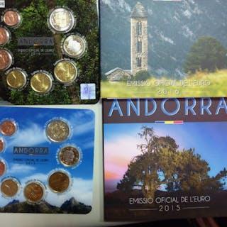 Andorra - Euro Yearset 2015-2016