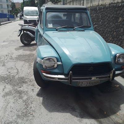 Citroën - Dyane 6 - 1980