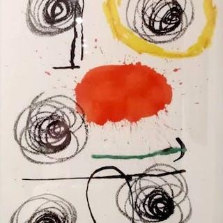 Joan Miró - Miró, Obra Inedita