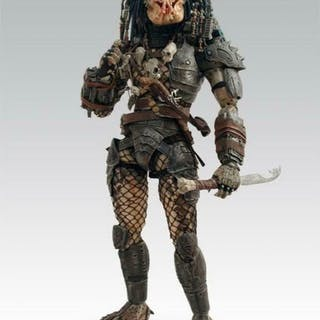 Hot Toys Predator 2 Elder Predator - Hot Toys - 1:6 - Action figure MMS48