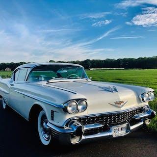 Cadillac - Coupé - 1958