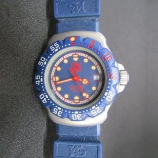 TAG Heuer - Professional 200M Scuba Divers - WA1410 - Damen - 2000-2010