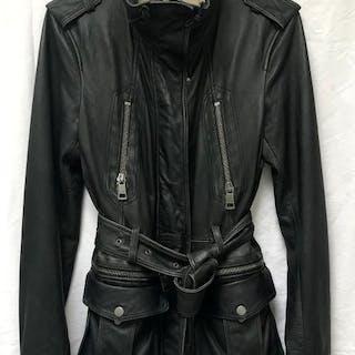 Burberry - Biker jacket - Size: EU 36 (IT 40 - ES/FR 36 - DE/NL 34)