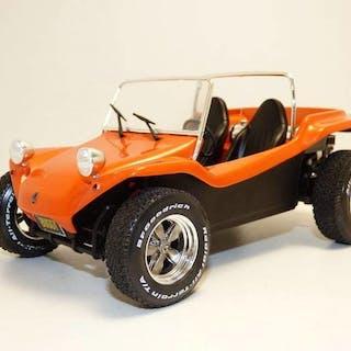 Solido - 1:18 - Meyers Manx Buggy 1970 orange - neu und...