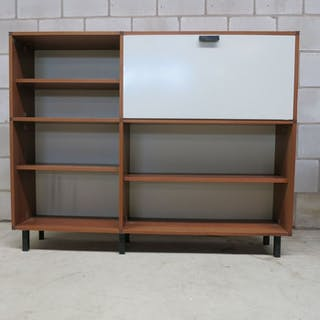 Cees Braakman - Pastoe - Bookcase, Wall unit - Made to Measure