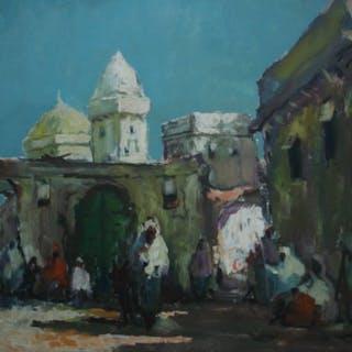 Henri Jules Pauwels (1903-1983) - Orientalistisch.