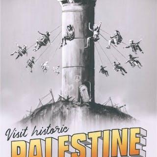 Banksy - Visit historic Palestine