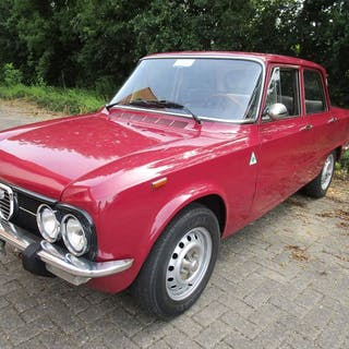 Alfa Romeo - Giulia 1300 Nuova Super - 1975