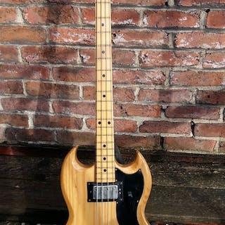 "MELODY / EKO - Bass ""short scale"" M-650 - Italy, 1980 - Bass Guitar"