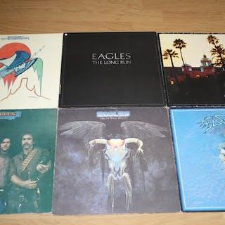 Eagles - Diverse Titel - LP's - 1974/1979