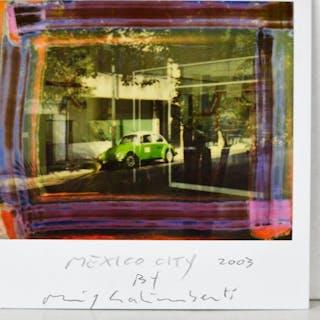 Maurizio Galimberti (1956-)  - MexicoCity 2003 - 12373