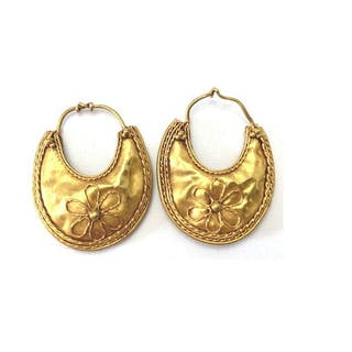Roma antica Oro Orecchini