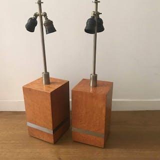 Tommaso Barbi - coppia di lampade