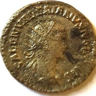 Impero romano - Antoninianus, Saloninus (AD 260) - SPES PVBLICA