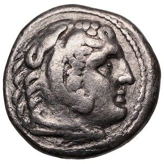 Greece (ancient) - AR Tetradrachme