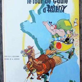 Asterix T6 - Le Tour de Gaule d'Astérix - C - EO - (1965)