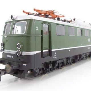 Roco H0 - 4140A - Locomotiva elettrica - BR 150 in colore verde - DB