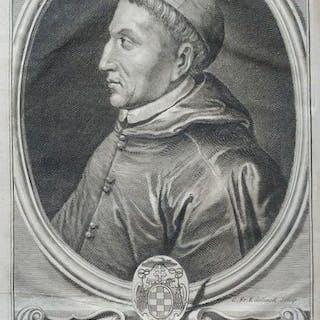 Messire Esprit Fléchier - Histoire du Cardinal Ximenés (Cisneros) - 1693
