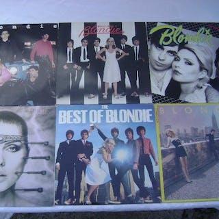 Blondie - Diverse Titel - LP's - 1978/1981