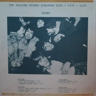 Rolling Stones - Very Rare Label /The Rolling Stones...