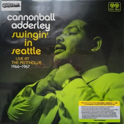 Cannonball Adderley - Swingin' In Seattle: Live At The...