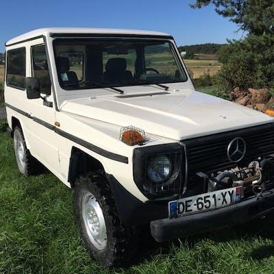 Mercedes-Benz - 300 GD (G460) - 1980