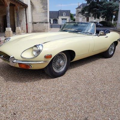 Jaguar - E-Type 4.2 cabriolet - 1970