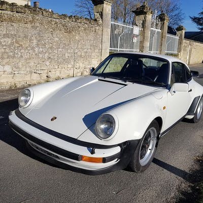 Porsche - 930 Turbo - 1979