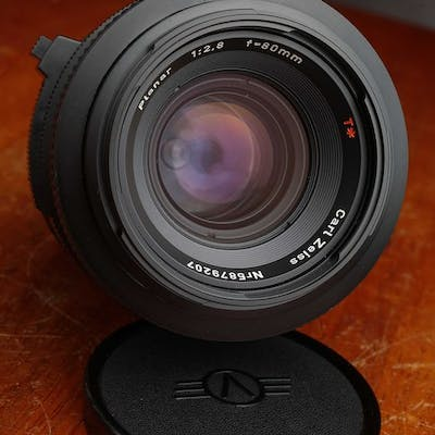 Hasselblad Carl Zeiss Planar F 80 mm f2.8 T * Comme neuf