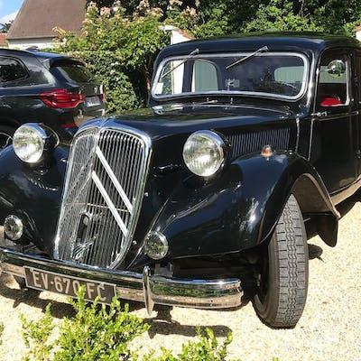 Citroën - Traction 15/6 - 1949