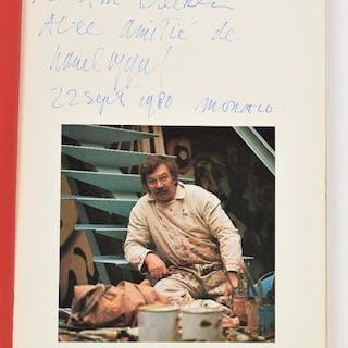 Signed; Karel Appel - Works on Paper - 1980