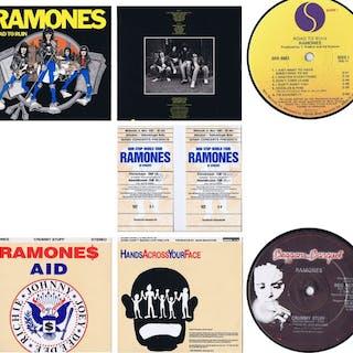 Ramones - Diverse Titel - LP Album