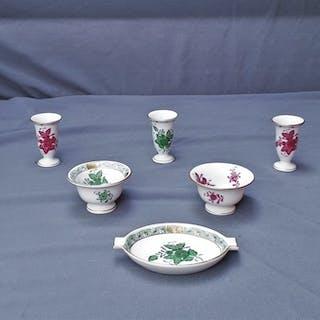 Herend - Etagere Vasen