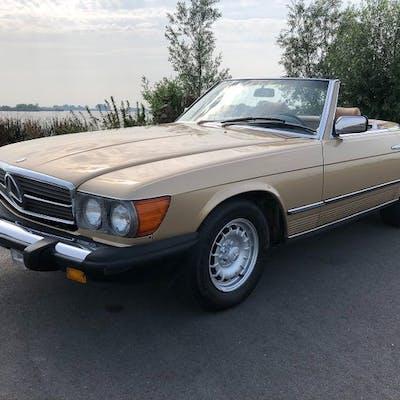 Mercedes-Benz - 380 SL (R107) - 1985