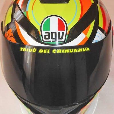 Valentino Rossi - Casque