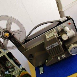 Bolex 8x15 Film projector