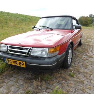 Saab - 900 T 16 Cabriolet U9 - 1991