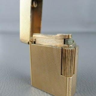 Dupont - Accendino  Placcato Oro Punzonato - Collezione di 1