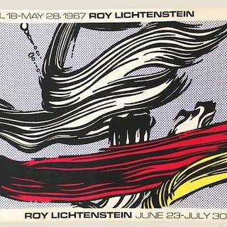 Roy Lichtenstein - Walker Art Center Minneapolis / Pasadena Art museum - 1967