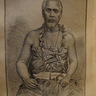 Le P. A. Monfat - Les Samoa ou Archipel des Navigateurs...
