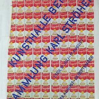 Andy Warhol - Cartel Offset - Kunshalle Bern - 1980s