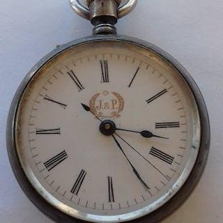 J.&P. - Montre à gousset - 172 - Homme - 1850-1900