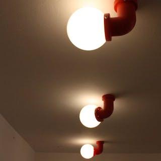 Lyskaer Belysning - Plafoniera (3) - Muurlamp