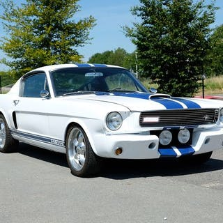 Ford USA - Mustang FASTBACK - 1966